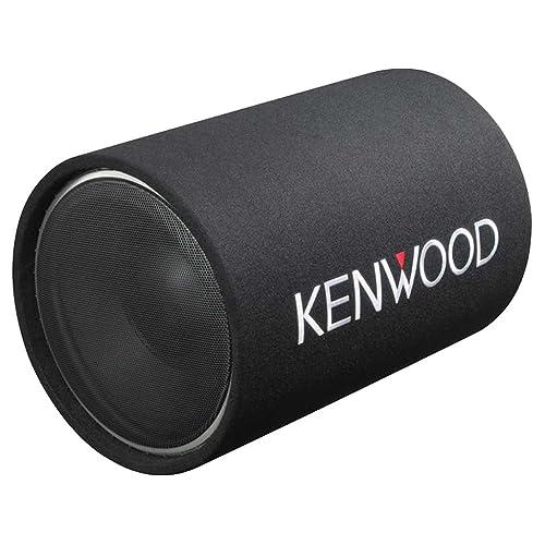 """Kenwood KSC-W1200T Caisson de basses 30 cm (12""""), 1200 Watts Noir"""