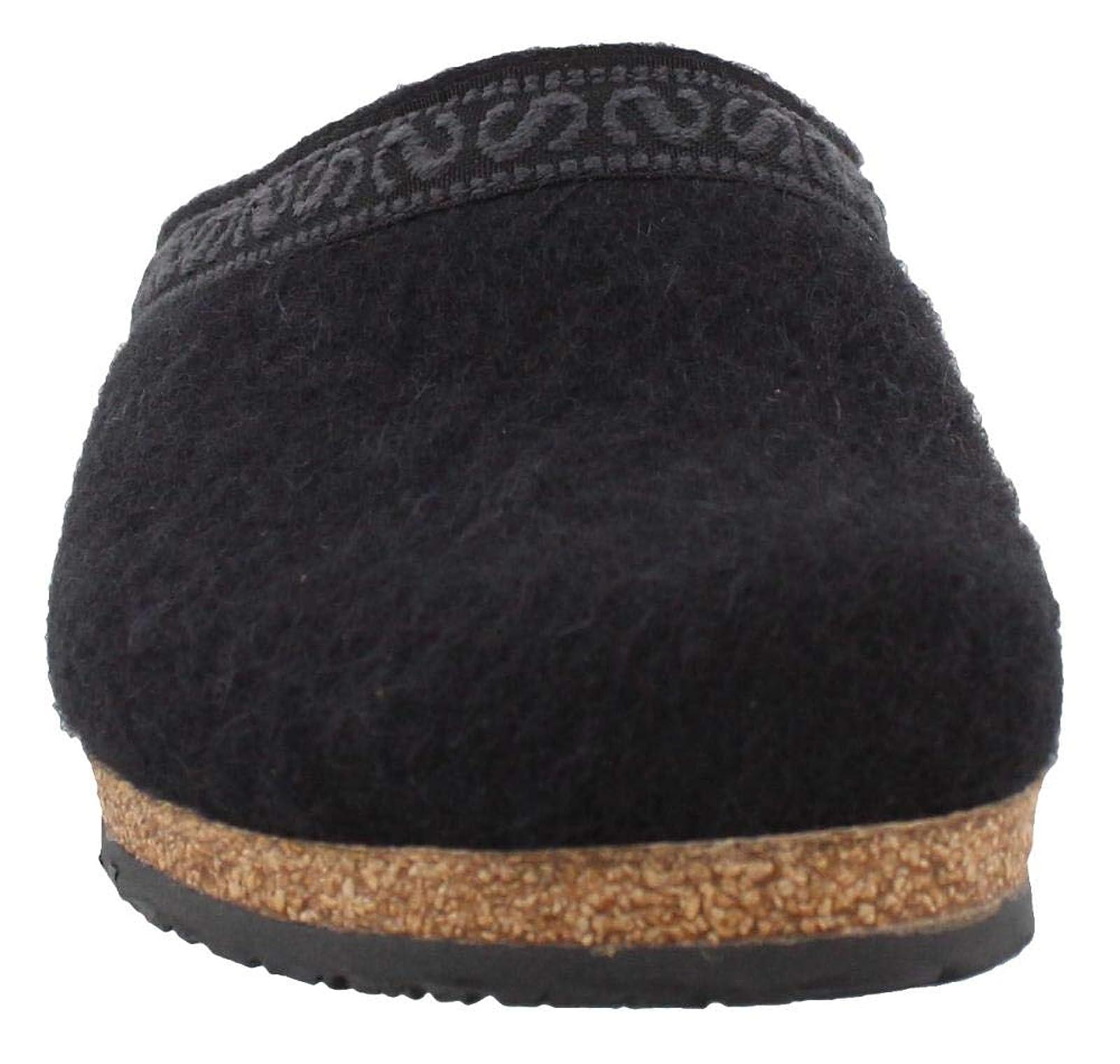 stegmann women's wool clogs