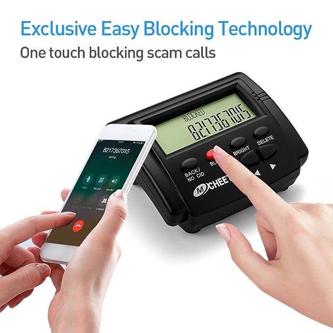 Call Blocker Simply Block All Unwanted Calls Robocalls