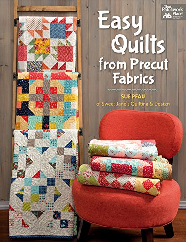 Easy Quilts from Precut - Quarter Quilt Block