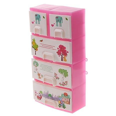 MagiDeal Mobili Per Le Bambole Barbie Accessorio Camera Da Letto ...