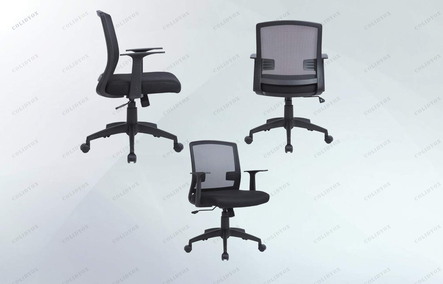COLIDYOX>>>Ergonomic Mesh Office ChairThis Office Chair has an extremely comfortable nylon back that molds around and supports back, size and look makes it ideal for any conference room or office seat