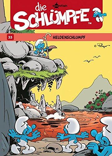 Die Schlümpfe. Band 33: Heldenschlumpf Gebundenes Buch – 23. Juni 2015 Peyo Thierry Culliford Splitter-Verlag 3958399045
