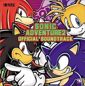 0c3cd1ecac9c3 Sonic Adventure 2 - Official Soundtrack