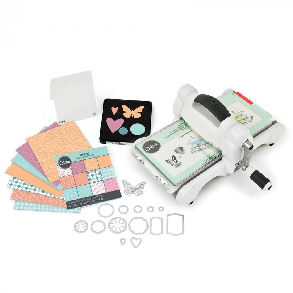 Sizzix Big Shot Starter Kit ON...
