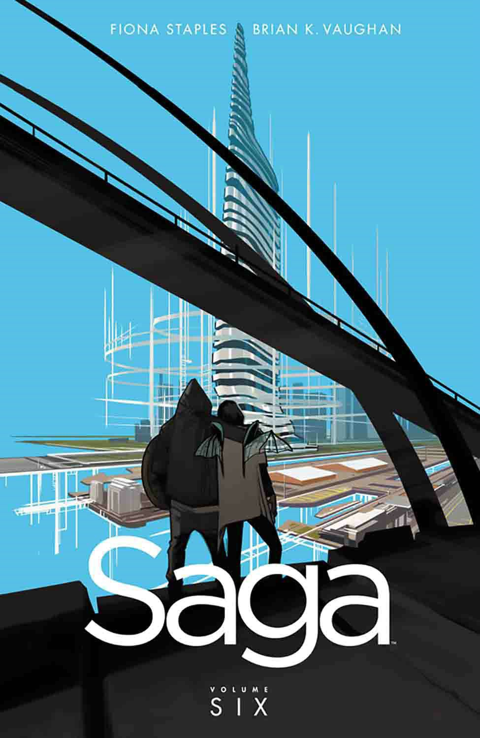 Image result for saga vol. 6
