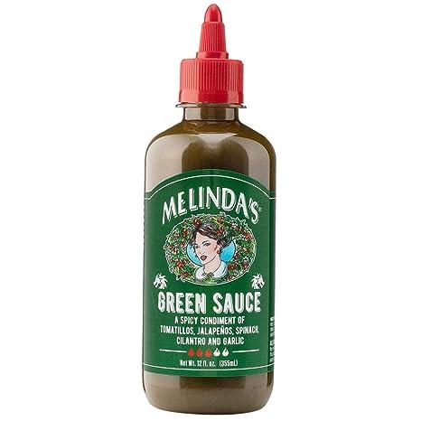Melinda's Green Sauce