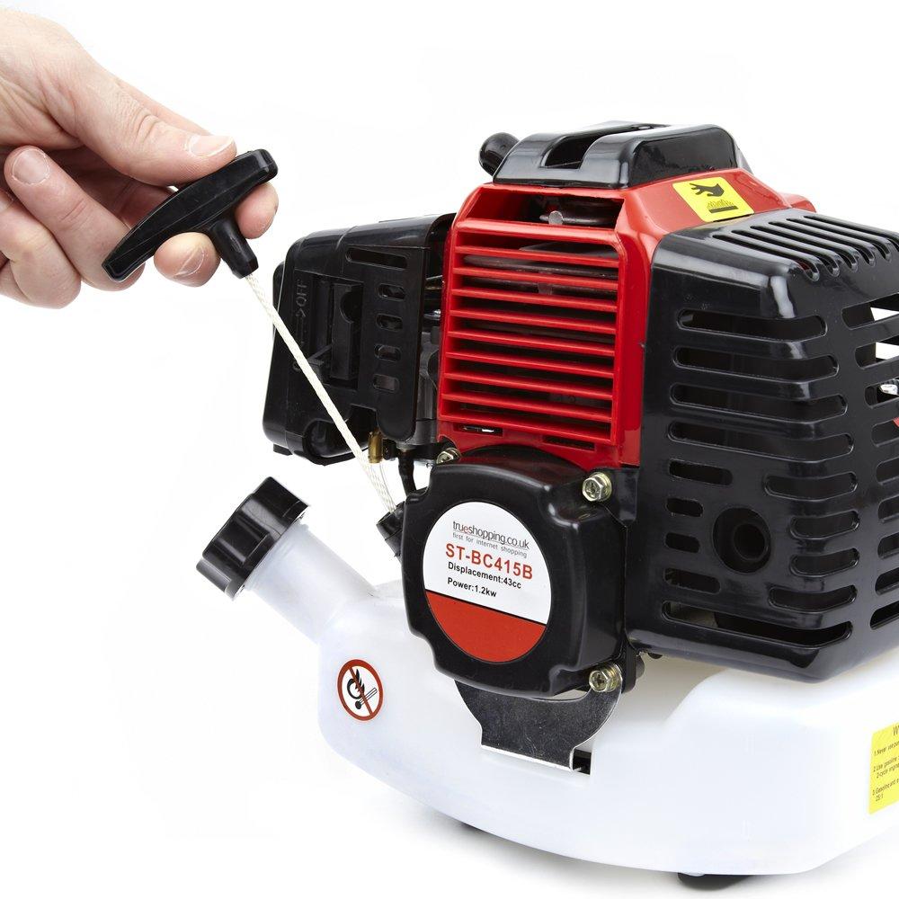 Neue Rasentrimmer mit 52/cc 2,2/kW//3HP Trueshopping/®