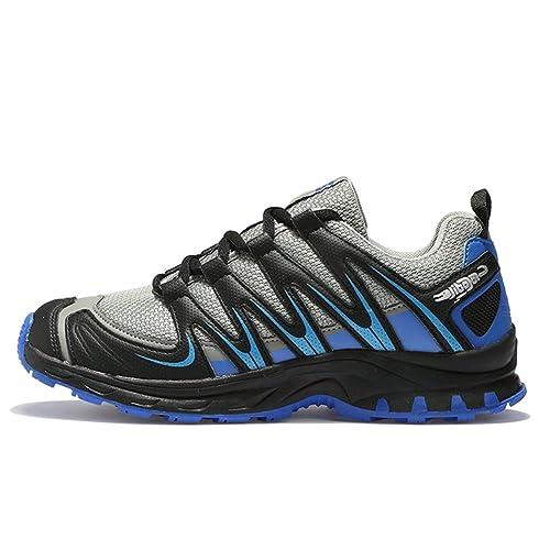 Zapatillas de deporte Sneakers Zapatos deportivos de Running Padel para Hombre Mujer(GR46)