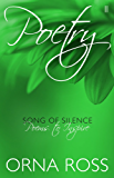 Poetry II: Song of Silence: Poems to Inspire (Inspirational Poetry Pamphlets  Book 2)