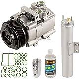 AC Compressor w/A/C Repair Kit For Kia Sorento 2002 2003 2004 2005