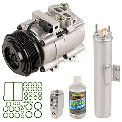 Amazon.com: AC Compressor w/A/C Repair Kit For Kia Sorento 2002 2003 2004 2005 - BuyAutoParts 60-80363RK New: Automotive