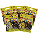 LEGO - Minifigures Series 16 - 5 PACK - Best Reviews Guide