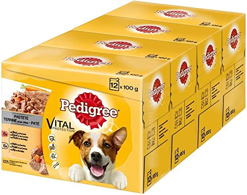 Pedigree-Adult-Hundenassfutter