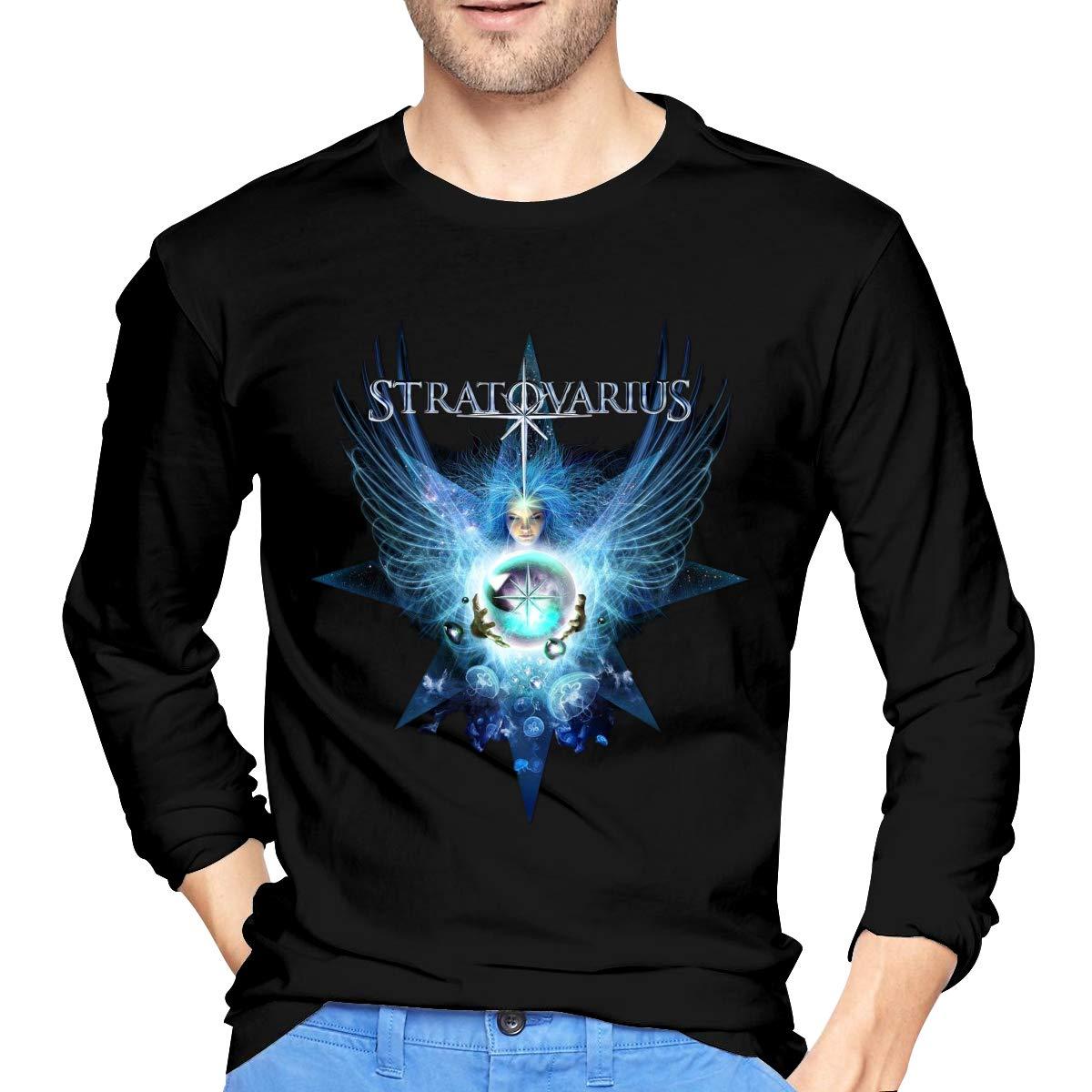 Lihehen S Stratovarius Round Neck T Shirt S