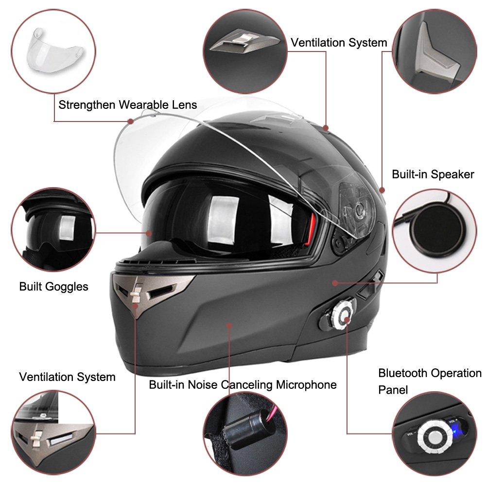 Helmet communication systems