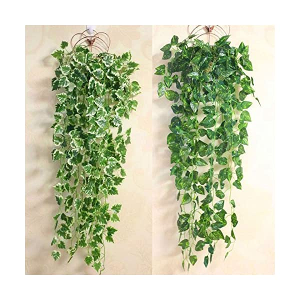FYYDNZA-Popular-Home-Decor-Green-Plant-Ivy-Leaf-Artificial-Flower-Plastic-Garland-Artificial-Vine-Flowers-Wall-Decor
