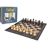 Fallout Chess | Based on the Popular Fallout 4 Game by Bethesda | Custom Sculpt Pieces Featuring Characters from Fallout…