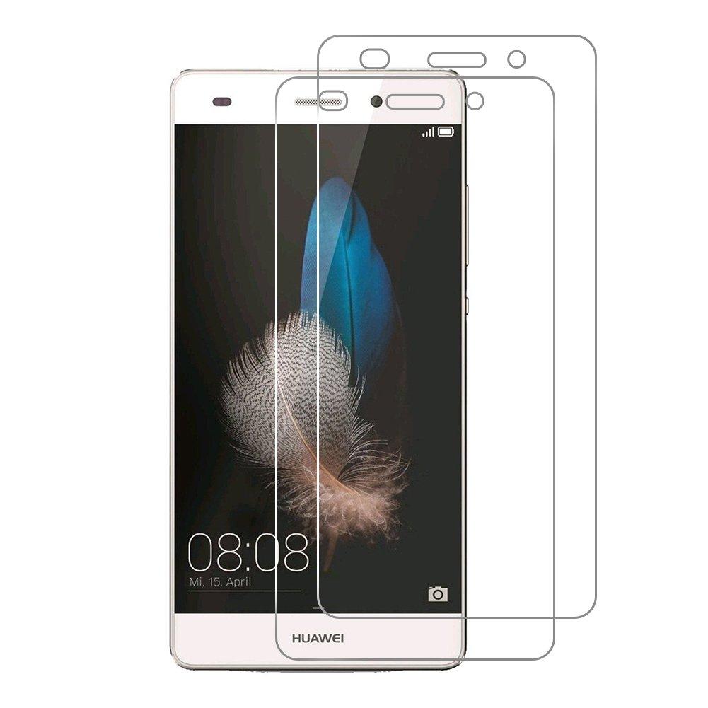 Woocika Cristal Templado para Huawei P Lite Protector de Pantalla Unidades Alta