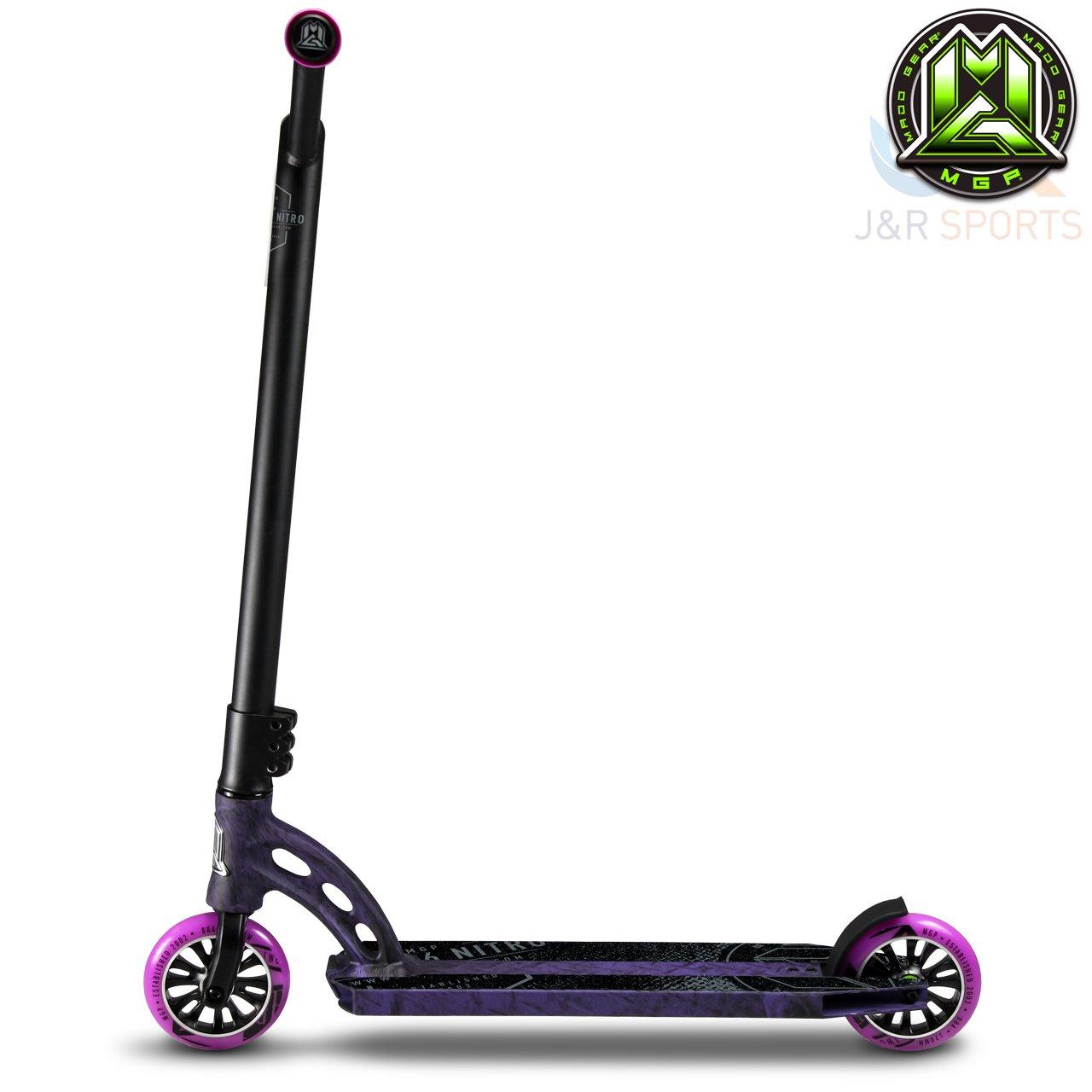 Amazon.com: MGP Madd Gear VX6 Nitro Scooter: Sports & Outdoors