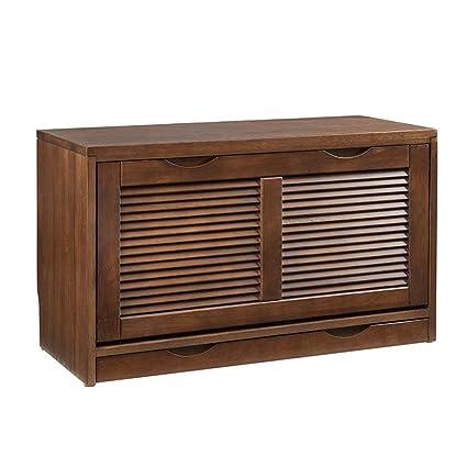 Terrific Amazon Com Wooden Shoe Cabinet With Drawer Fold Organizer Spiritservingveterans Wood Chair Design Ideas Spiritservingveteransorg