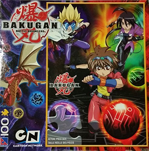 (Bakugan Battle Brawlers 100 Piece Puzzle Dan )