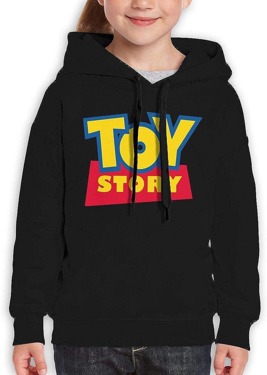 Guiping Toy Story Teen Hooded Sweate Sweatshirt Black