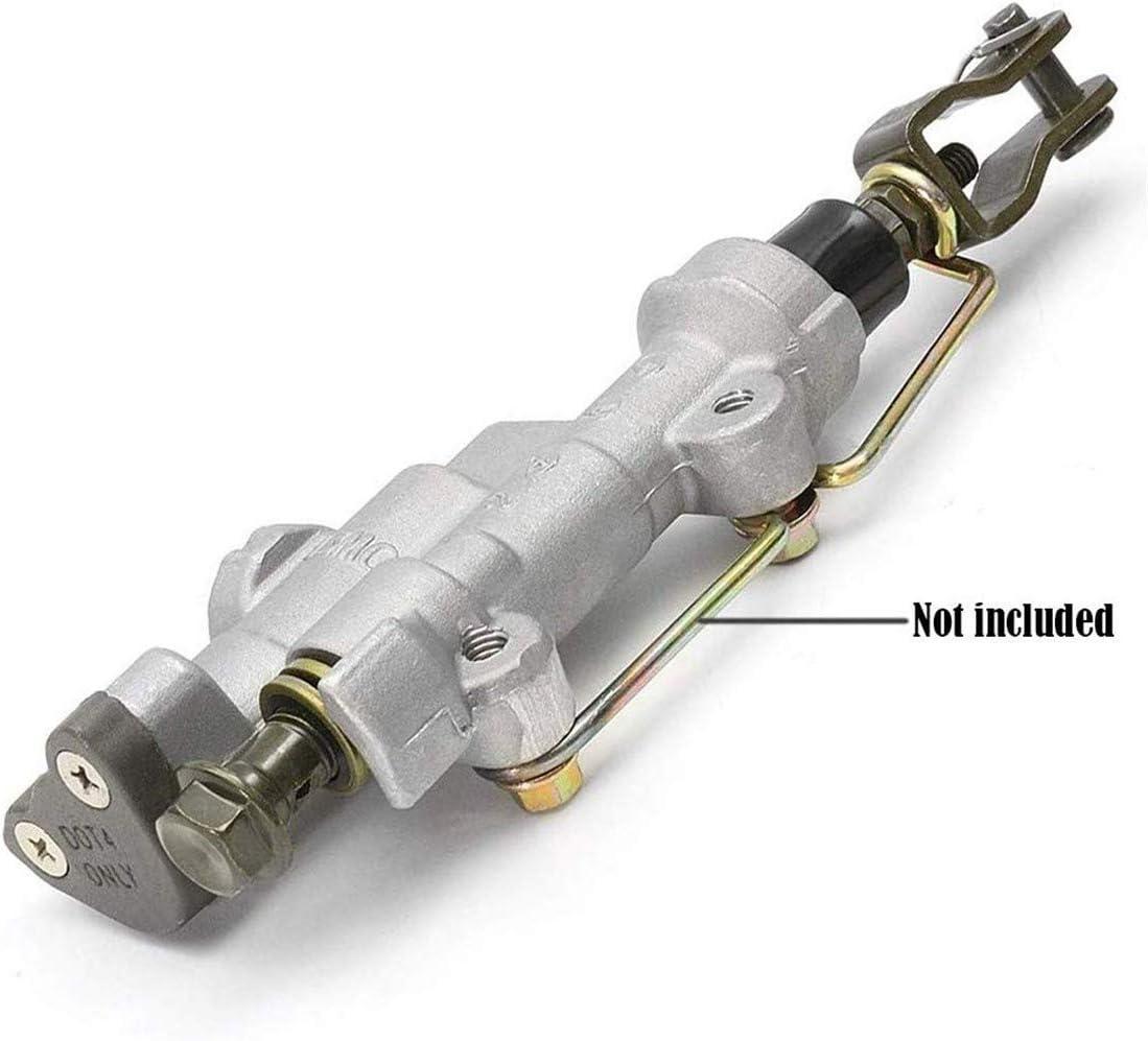 Motorradteile Hintere Hauptbremszylinder-Pumpe for Honda Dirtbike CR125R CR250R CR500R CRF250R CRF450R CRF250X CRF450X Motorradzubeh/ör