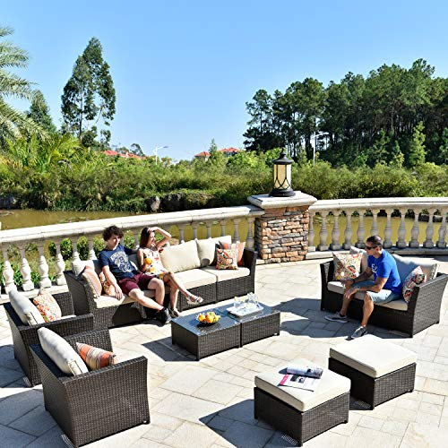 Top 10 Best High End Outdoor Furniture Reviews 2019-2020 - Cover