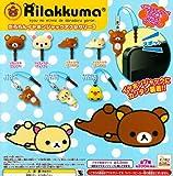 Relax's Laran earphone jack accessories 3 Gacha system service (all seven Furukonpu set)