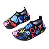 Lewhosy Kids Boys and Girls Swim Water Shoes Quick