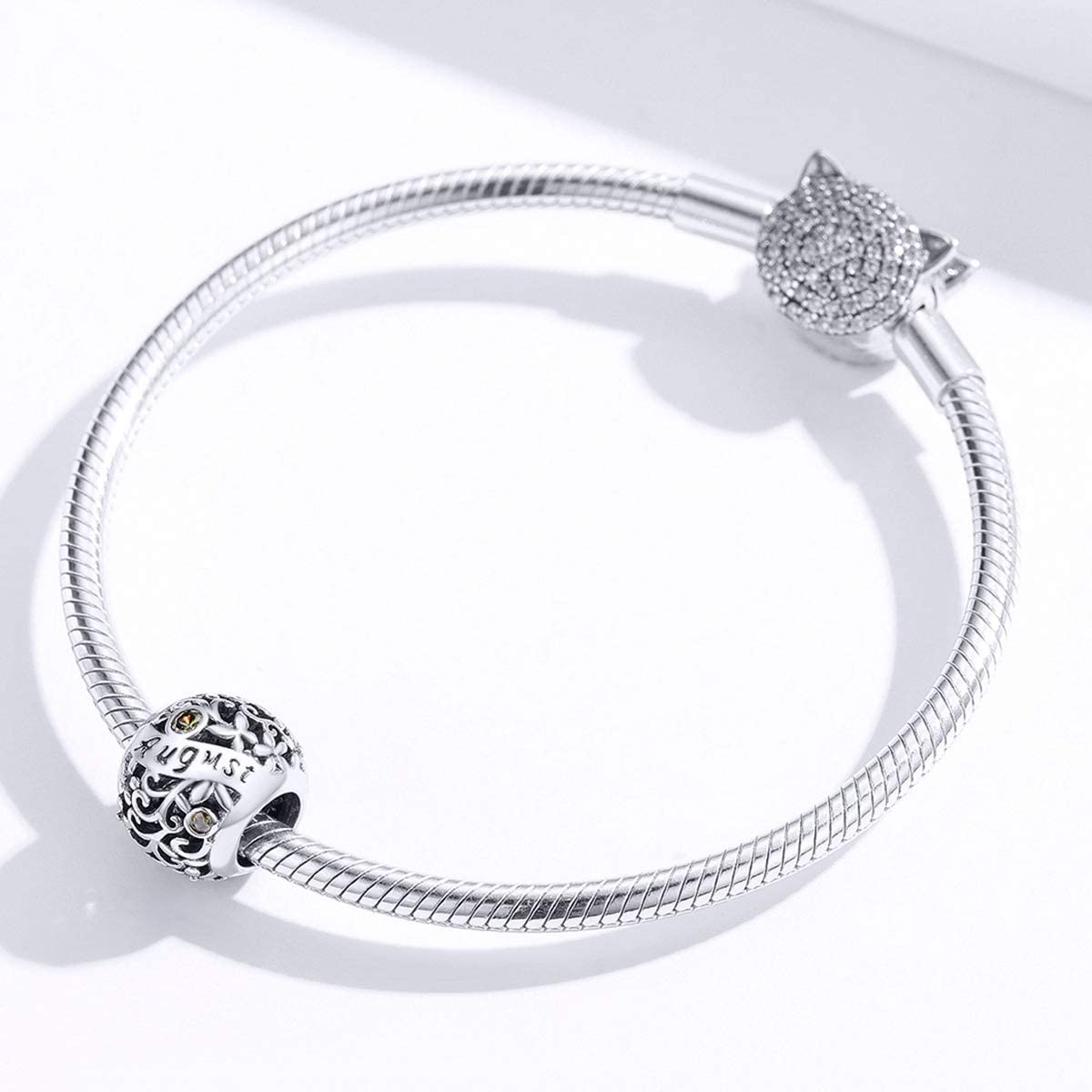 retro bracelet for woman gift for woman Sterling silver bracelet oriental silver bangle birthday gift for friend with natural stone