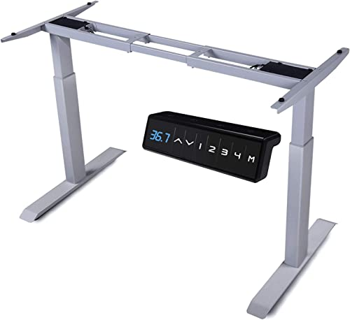 HAIAOJIA Electric Stand Up Desk Frame