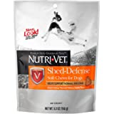Nutri-Vet Shed-Defense Soft Chews for Dogs, 5.3 Ounce Bag