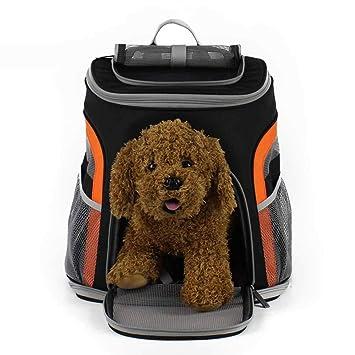 ACLBB Mochila Plegable para Mascotas, Bandolera de Viaje, Adecuada para Gatos, Perros, Animales pequeños: Amazon.es: Hogar