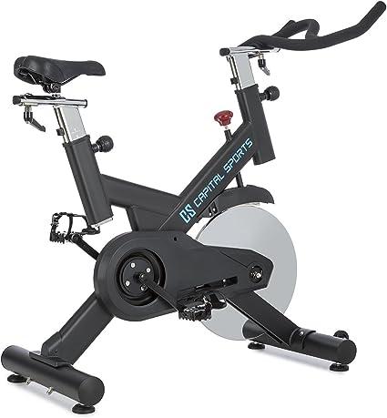 CapitalSports Radical ARC X18 - Bicicleta Indoor, Bicicleta ...