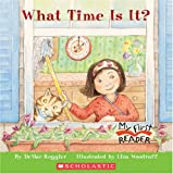 img - for What Time Is It? (My First Reader) book / textbook / text book