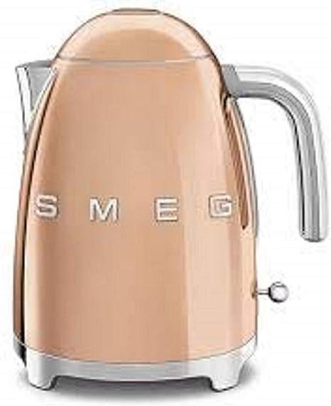Smeg KLF03RGEU electric kettle 1.7 L Rose Gold 2400 W
