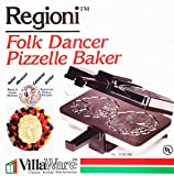 VillaWare Regioni Folk Dancer Pizzelle Baker review