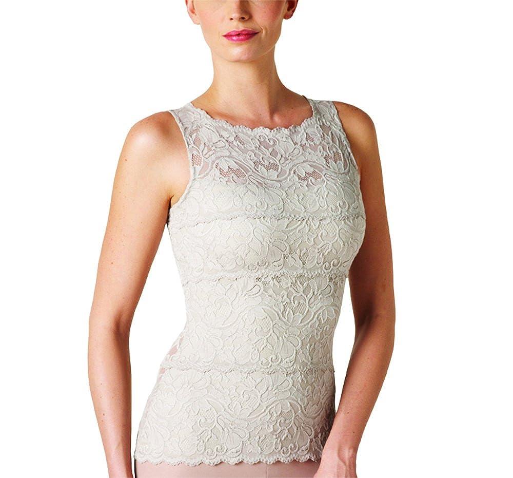 SPANX Haute Contour - Super Compression Couture Lace Camisole Top 424