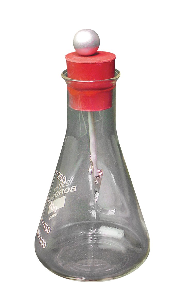 United Scientific ELFL01 Flask Form Electroscope by United Scientific Supplies