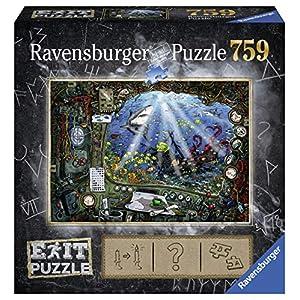 Ravensburger Sottomarino Puzzle 759 Pezzi 19953