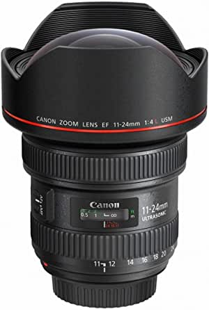 Canon EF 11-24 f4 LUSM Lens