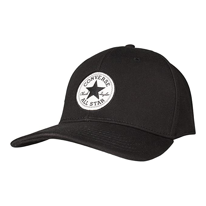 865888f0b36f3 Converse Patch Flex Cap - Black: Amazon.ca: Clothing & Accessories