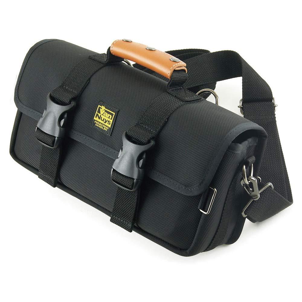 バンナイズ カメラバッグ に 見えない 完全無欠 の カメラ 用 カスタム バッグ/Type -E (バリスティックナイロン 製/ブラック) Type -E  B00APC86H2