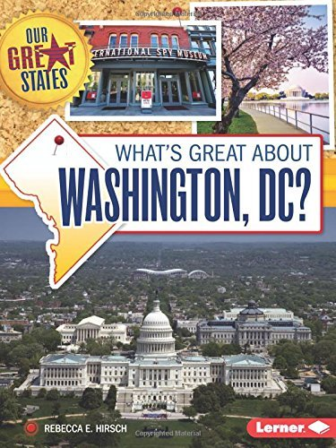 What's Great about Washington, DC? (Our Great States) by Rebecca E. Hirsch - Washington Mall Shopping Dc