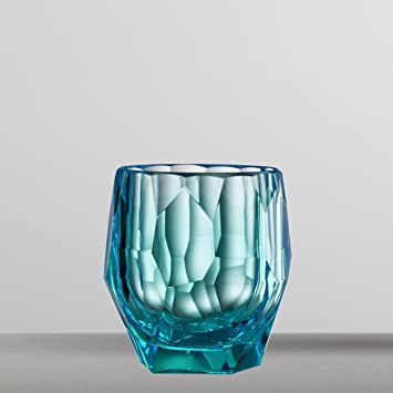 Mario Luca Giusti Seau A Glace Filippo Bleu Turquoise Amazon Fr
