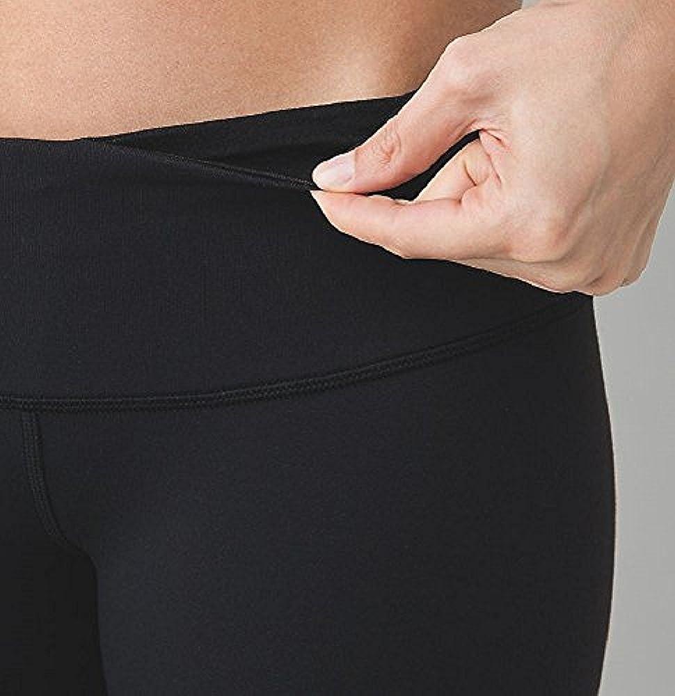 d2ced17b5 Amazon.com  Lululemon Wunder Under Pant III Full On Luon Yoga Pants  Sports    Outdoors