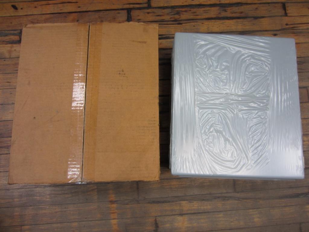 Steel Junction Box NEMA 12 Metal Enclosure 356 mm 13 406 mm IP65