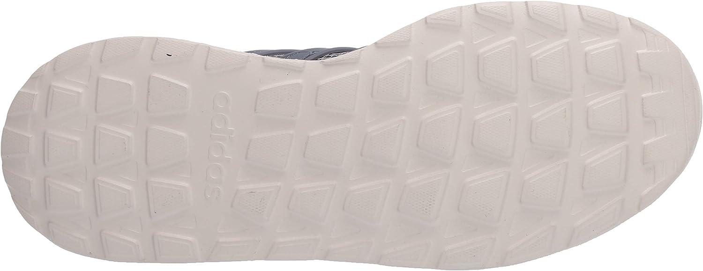 adidas Herren Questar Flow, schwarz/weiß Grau Grau Weiß